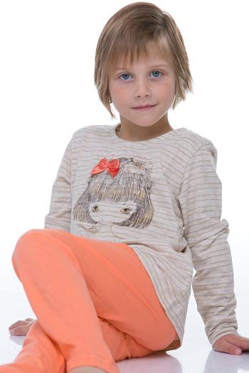 Dívčí pyžamo 1F0307