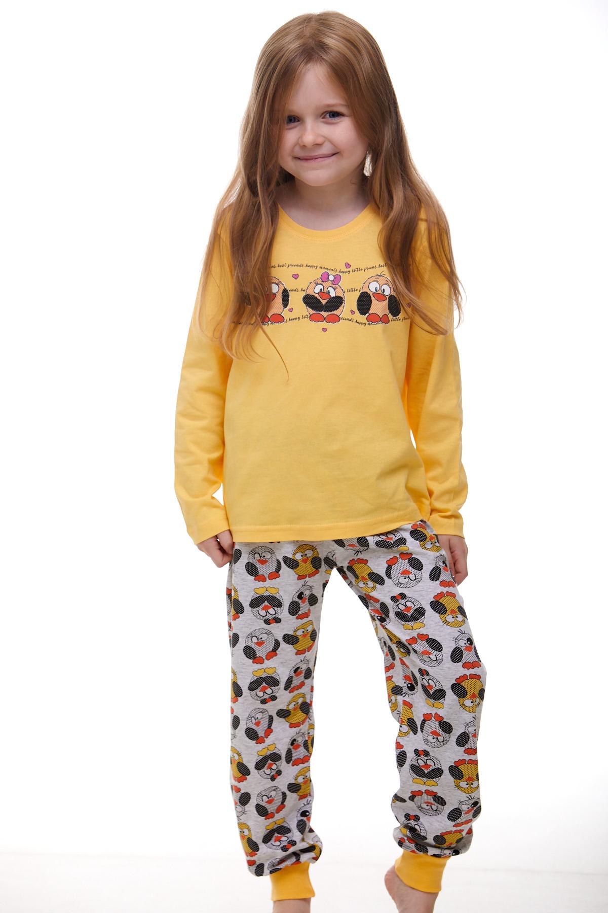 Dívčí pyžamo 1F0306