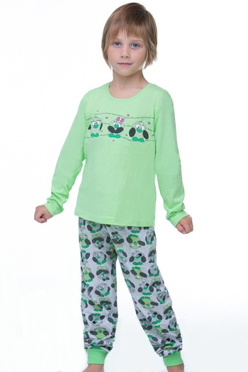 Dívčí pyžamo 1F0304