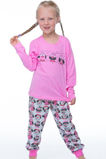 Dívčí pyžamo 1F0303