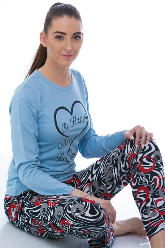 Dámské pyžamo luxusní 1B0541