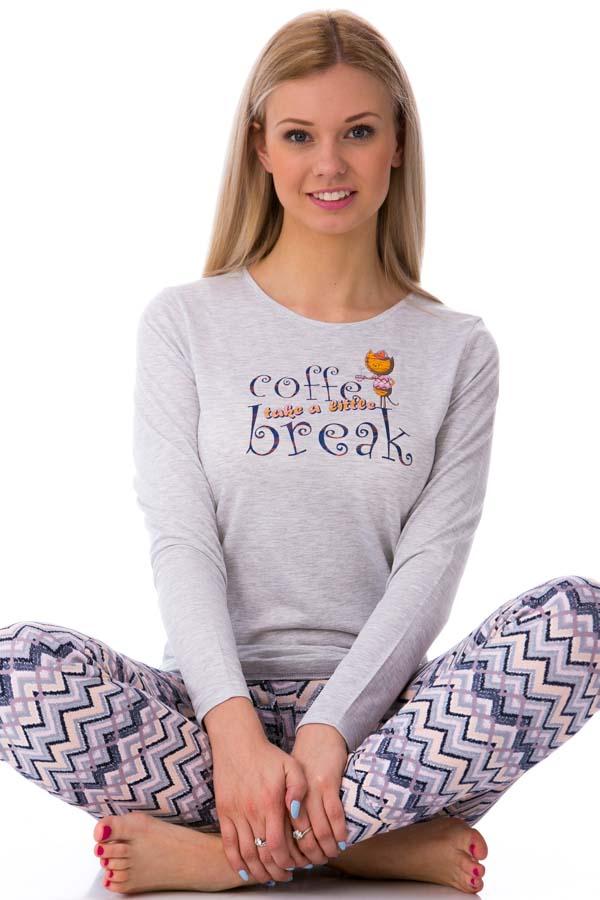 Pyžamo dámské 1B0553