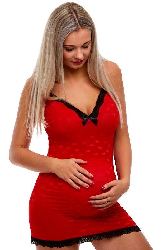 Těhotenská košilka 1E8005