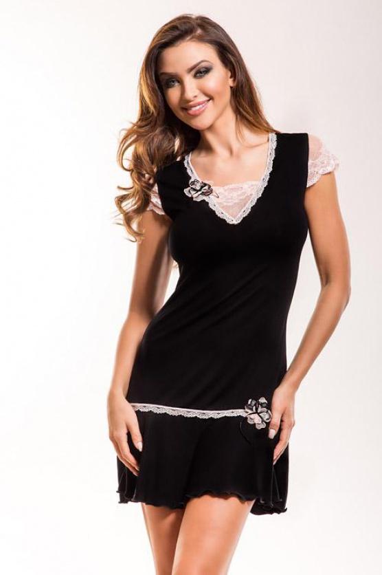 Noční košilka luxusní 1E8038