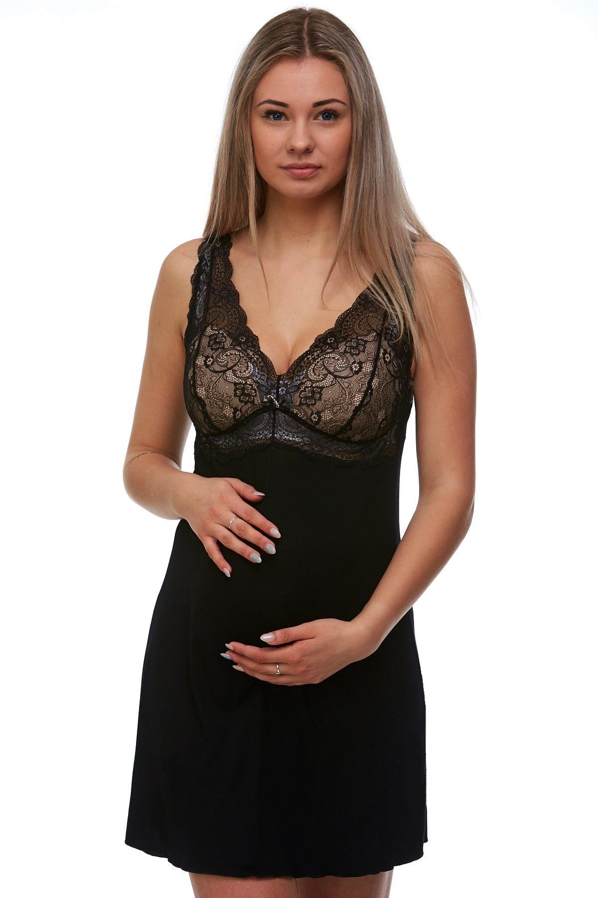 Těhotenská košilka luxusní 1E8037