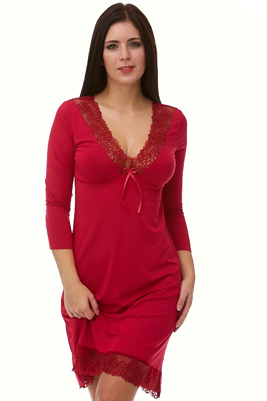 Noční košilka luxusní 1E8108