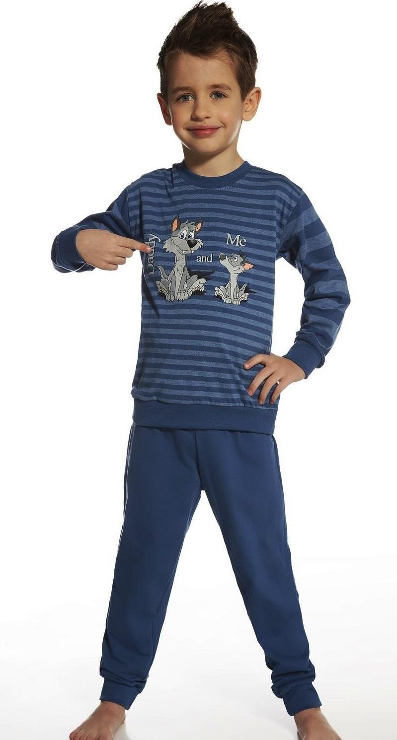 Chlapecké pyžamo cornette