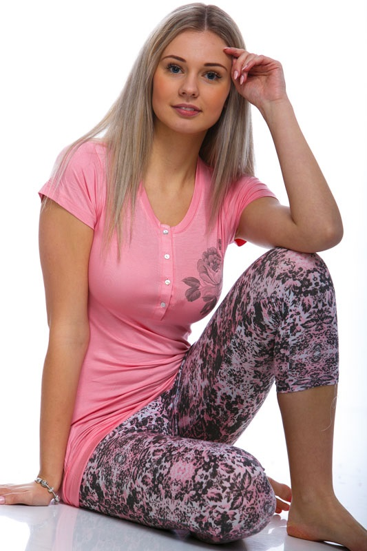 Luxusní pyžamo pro ženy 1D0554