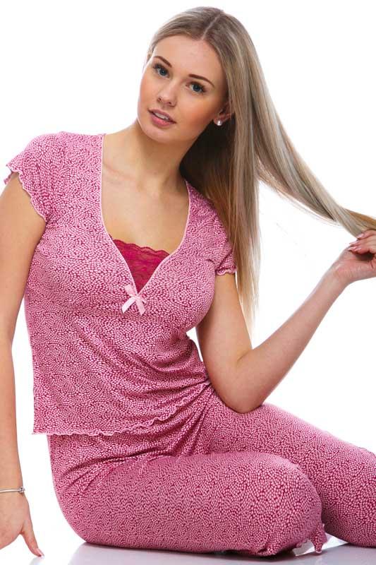 Luxusní pyžamo pro ženy 1D0525