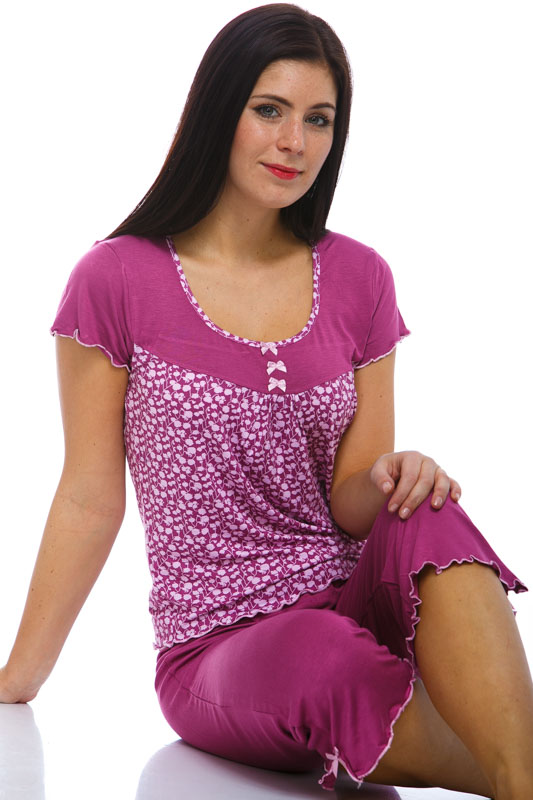 Luxusní pyžamo pro ženy 1D0235