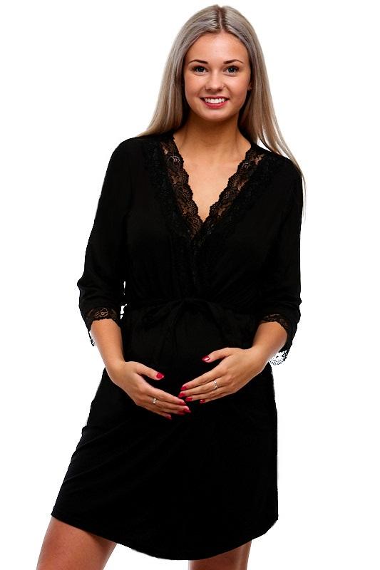 Těhotenský župan do porodnice 1E8068