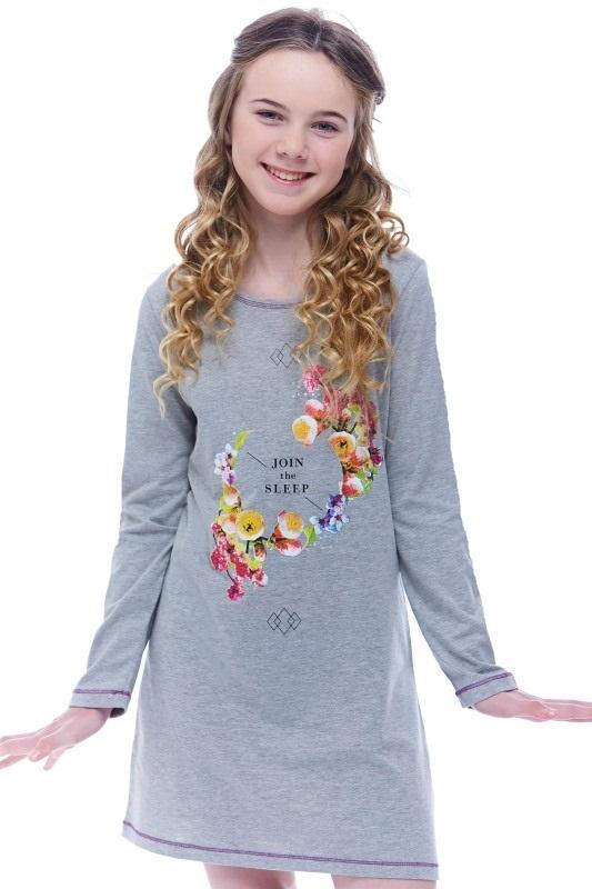 Noční košilka dívčí Florra 1F0397