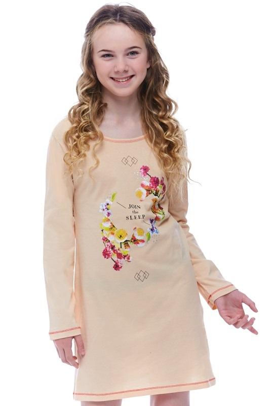 Noční košilka dívčí Ryttca