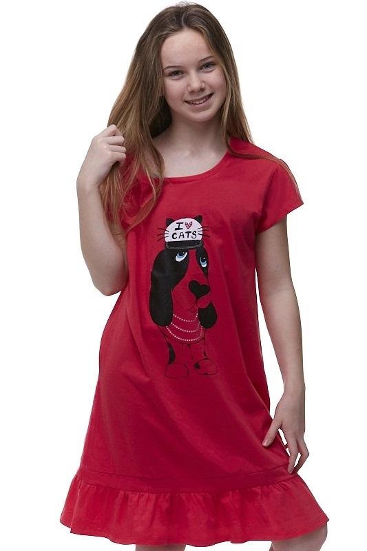 Noční košilka dívčí Sandra 1F0392