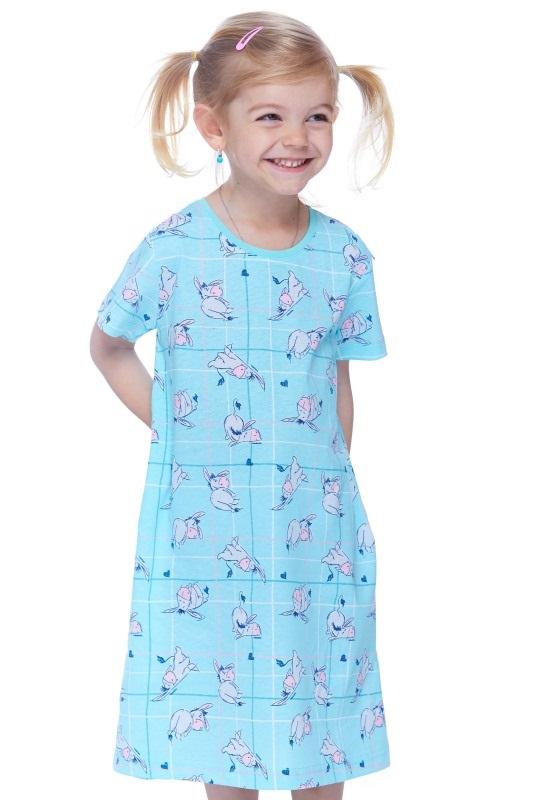 Dívčí košilka noční 1F0402
