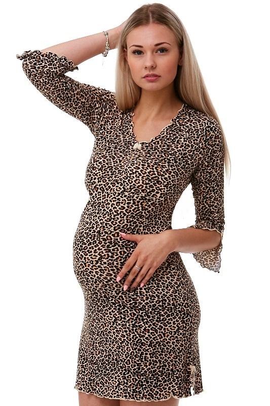 Těhotenská košilka noční 1D0543