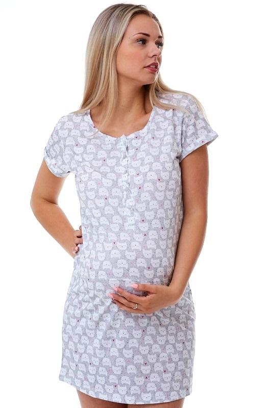 Kojící a těhotenská košilka 1C1201