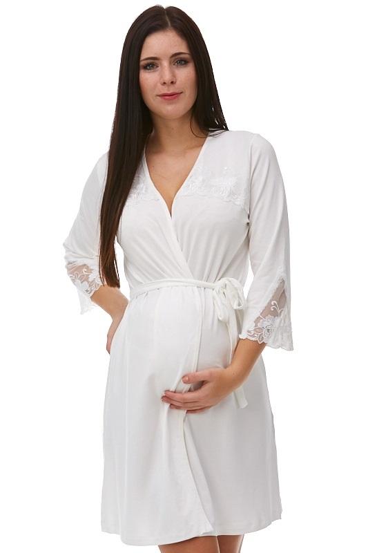 Těhotenský župan do porodnice 1E8123