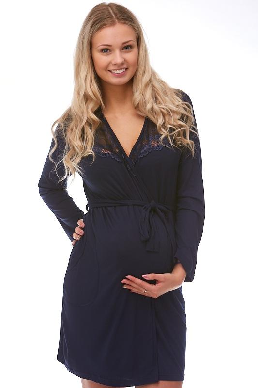 Těhotenský župan do porodnice 1E8120