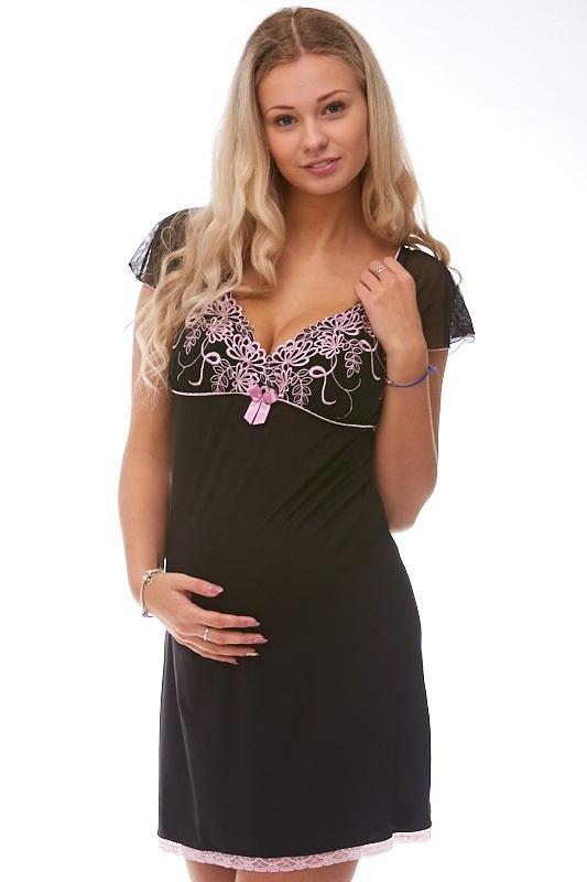 Těhotenská i kojící košilka luxusní 1E8130