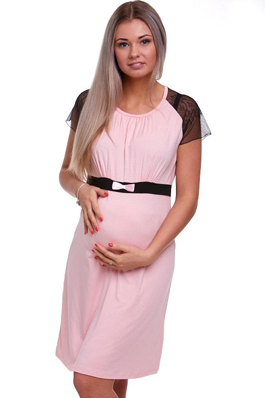 Těhotenská košilka luxusní 1E8109