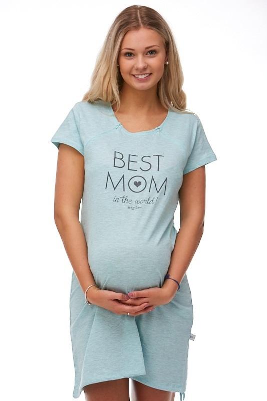 Těhotenská a kojící košile