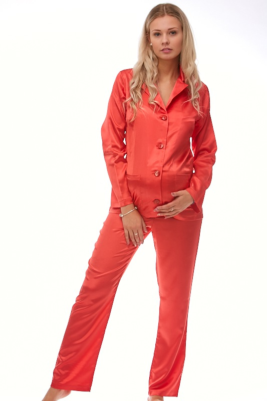 Mateřské pyžamo na kojení 1E8140