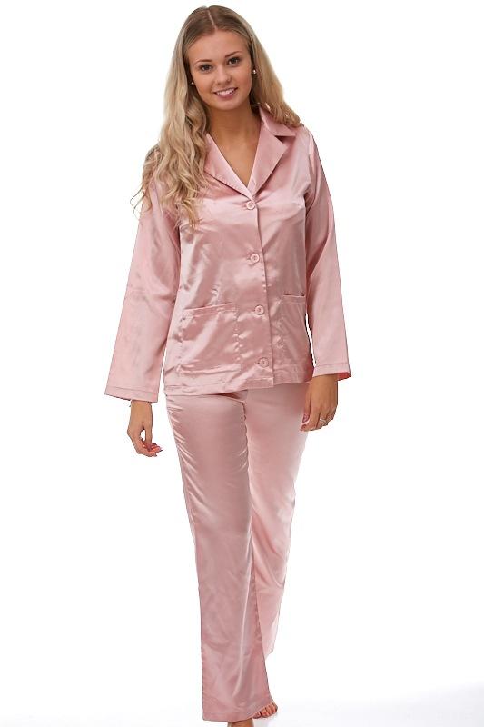 Pyžamo saténové dámské 1E8138