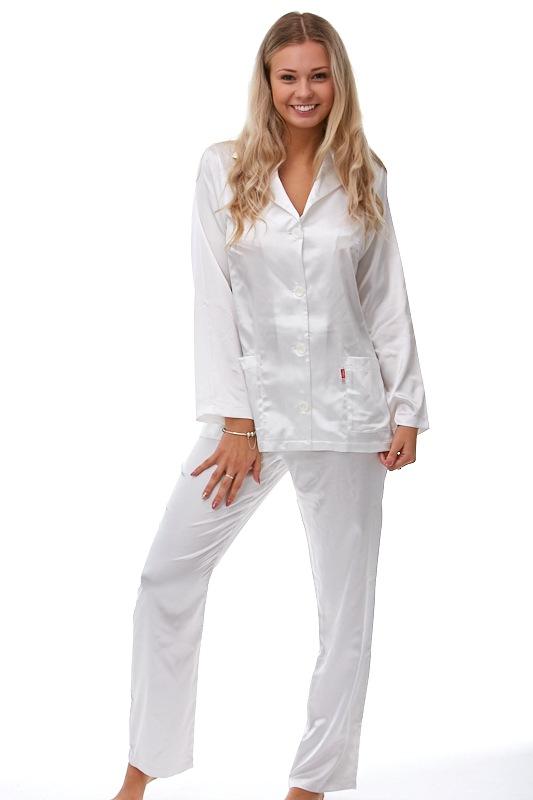 Pyžamo saténové dámské 1E8137