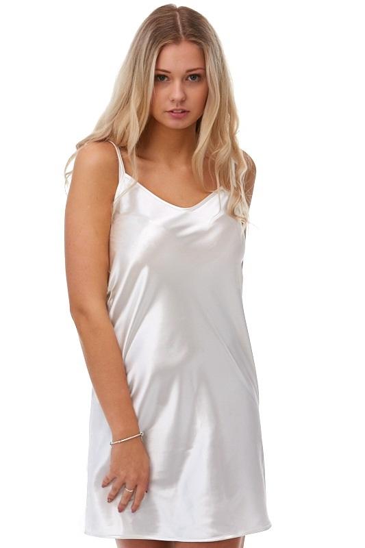 Noční košilka saténová 1E8156