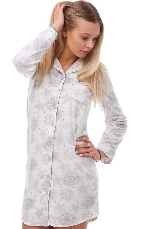 Hřejivá noční košile