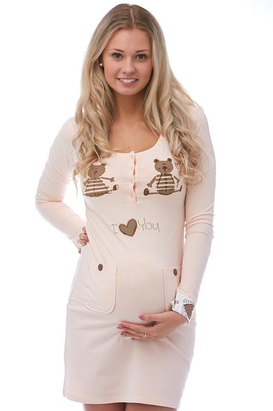 Košilka těhotenská a kojící Hays 1C1282