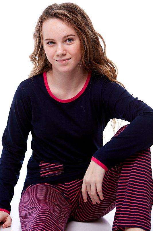 Dívčí pyžamo Junior 1F0419