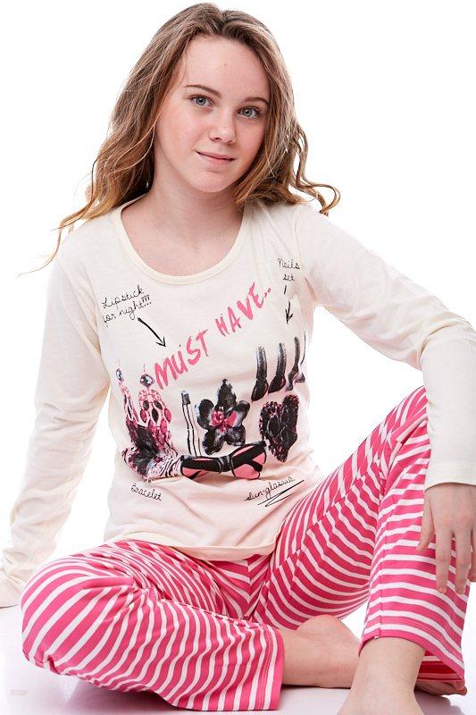 Dívčí pyžamo Junior 1F0418