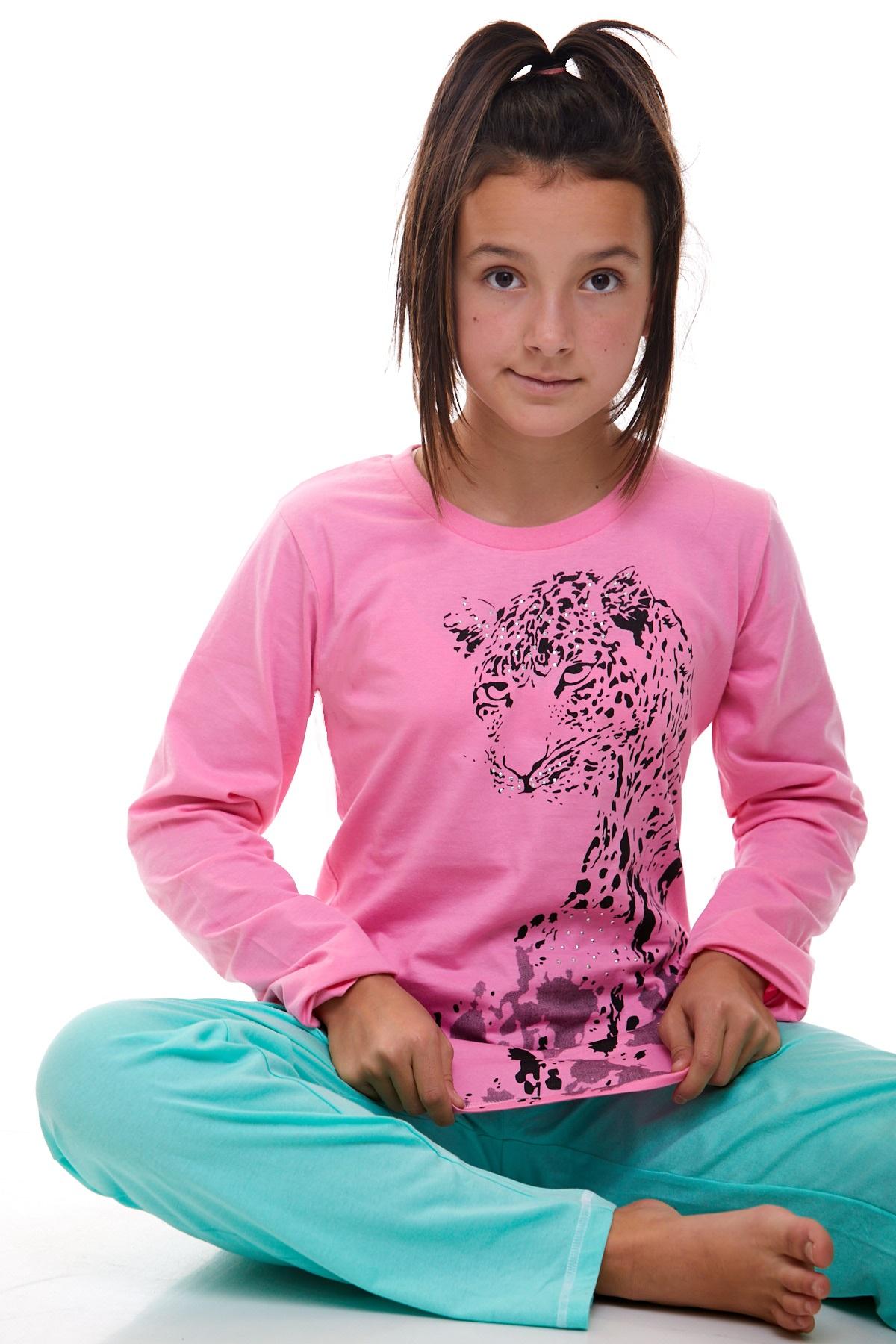 Dívčí pyžamo Junior 1F0417