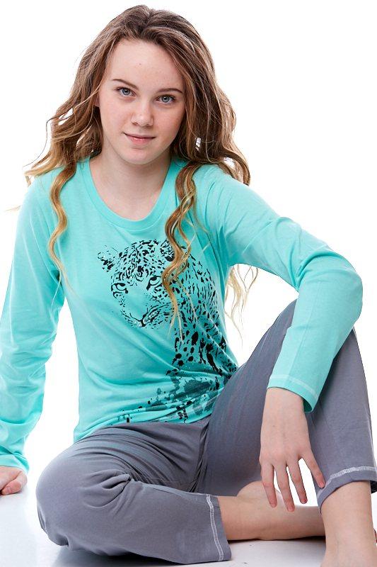 Dívčí pyžamo Junior 1F0416