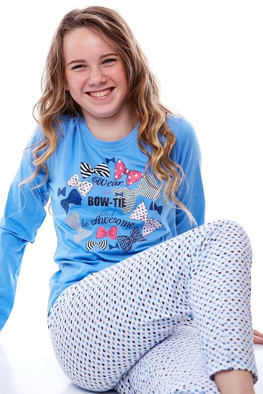 Dívčí pyžamo Junior 1F0415