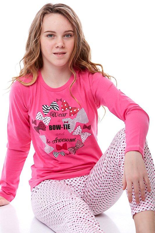 Dívčí pyžamo Junior 1F0414