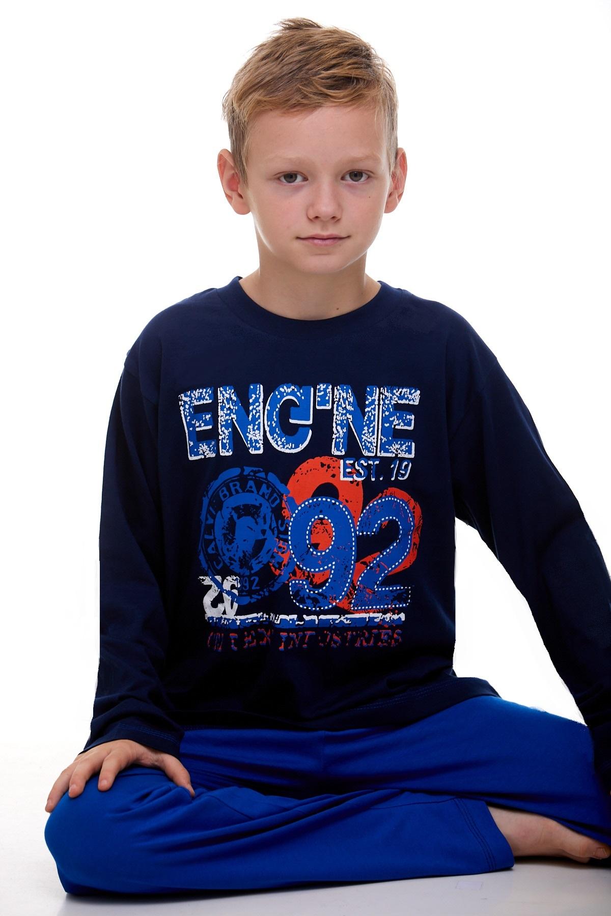 Chlapecké pyžamo Junior 1F0420