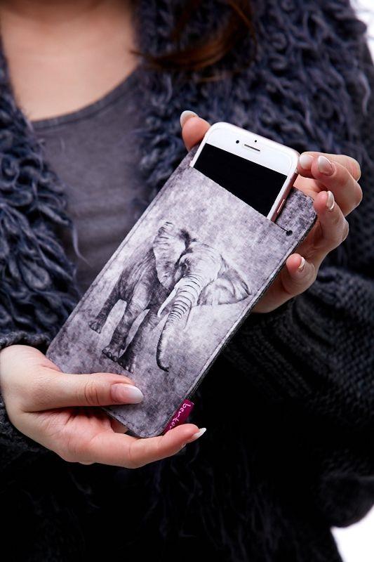 Pouzdro na mobil Slon 1Q0053