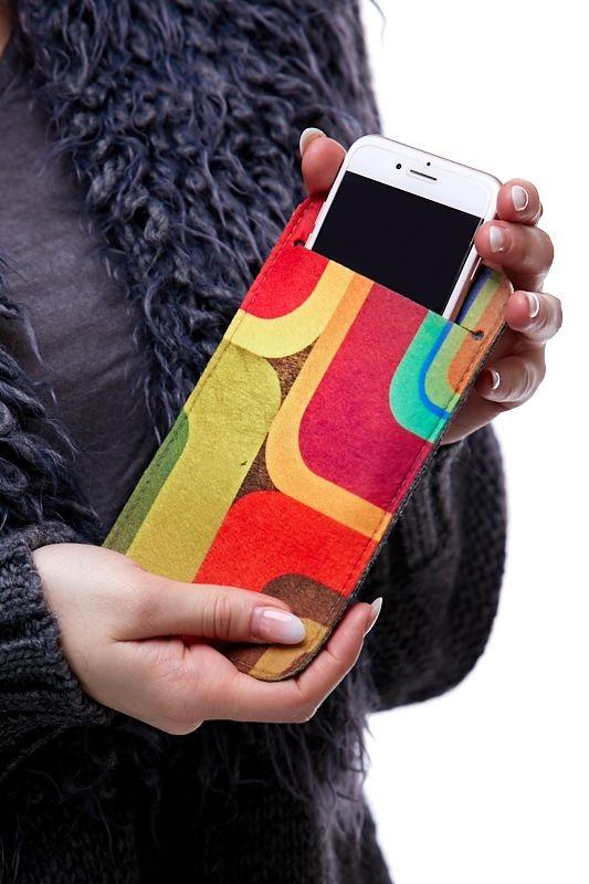 Pouzdro na mobil - Color creativ