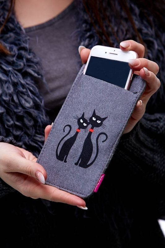 Pouzdro na mobil koèky 1Q0041