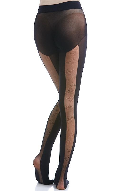 Punčochové kalhoty dámské 1Q0036