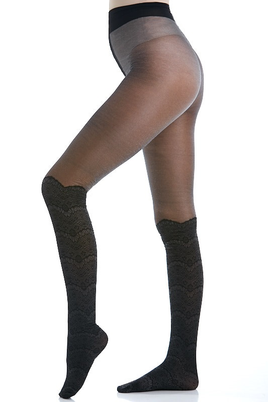 Punčochové kalhoty dámské 1Q0027