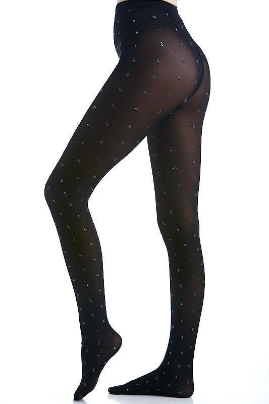 Punčochové kalhoty dámské 1Q0024