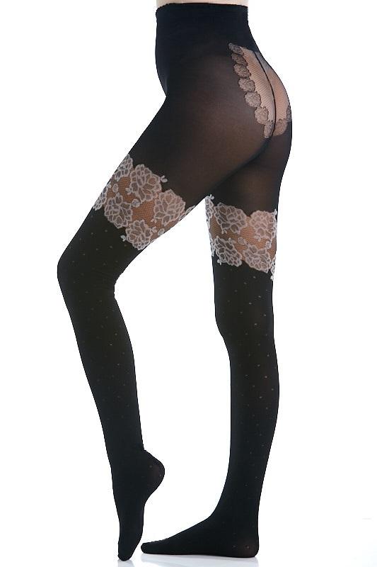 Punčochové kalhoty dámské 1Q0009