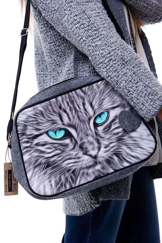 Kabelka Felt Bag - Cat 1KA0001