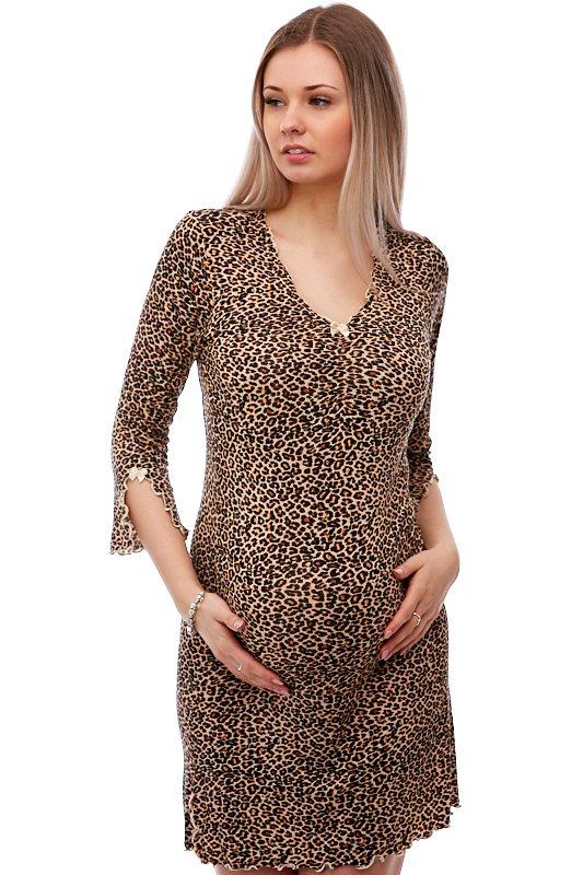 Těhotenská košilka noční 1D0596
