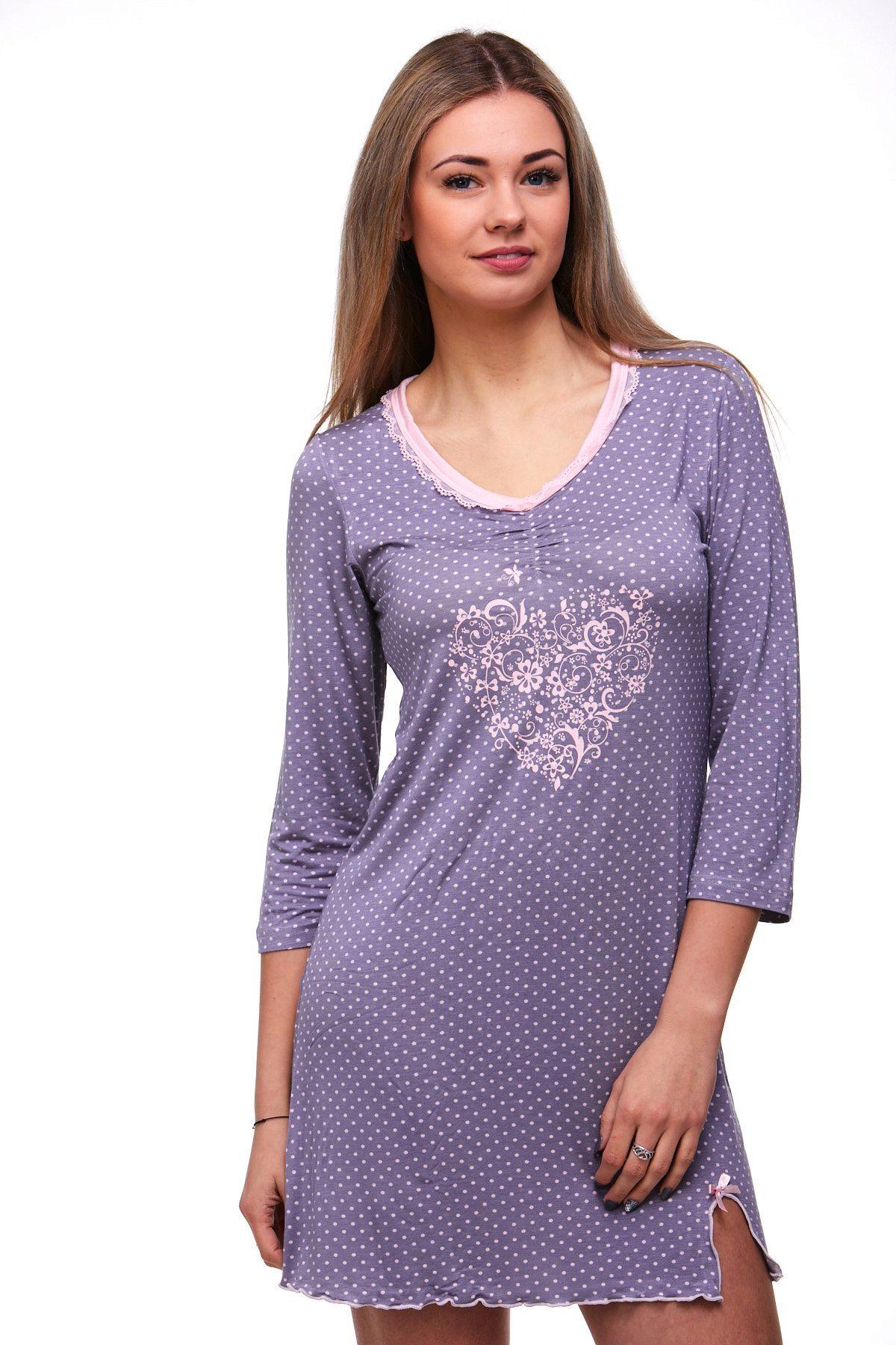 Noční košilka jemná 1D0594