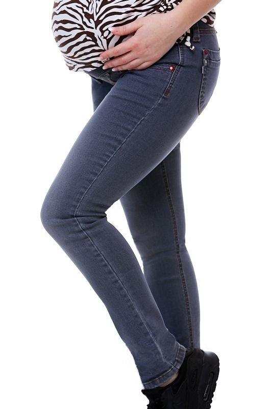 Těhotenské rifle originál jeans 1S1193